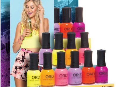 Orly Summer 2016 Pacific Coast Highway Nail Polish Collection