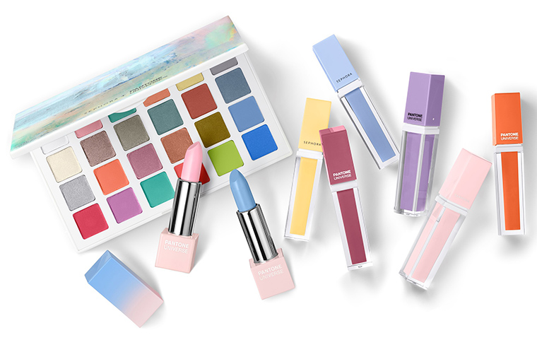 Sephora + Pantone Universe Color of the Year Collection for 2016