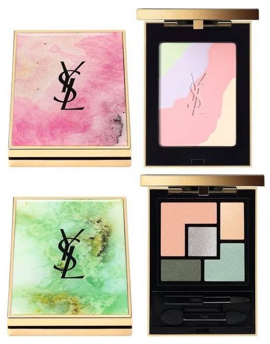 YSL Boho Stone Spring 2016 Makeup Collection 2