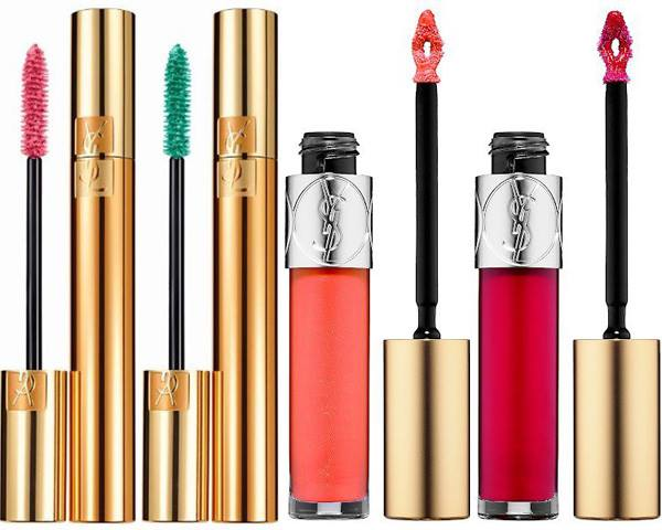 YSL Boho Stone Spring 2016 Makeup Collection 4