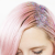 2016 Hair Trend - Glitter Roots