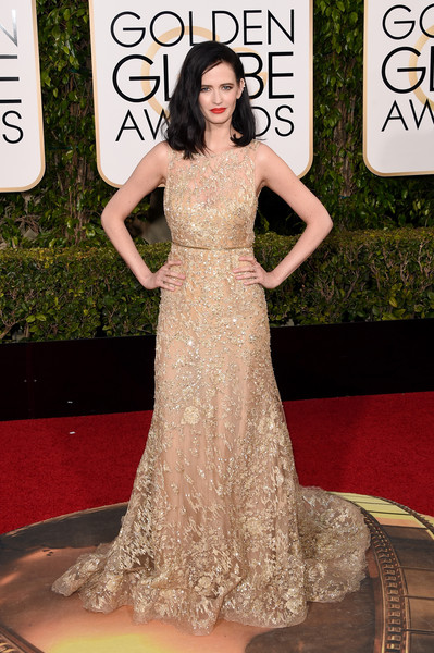 Best Dressed at the 2016 Golden Globes Awards 13