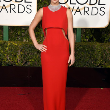 Best Dressed at the 2016 Golden Globes Awards 2