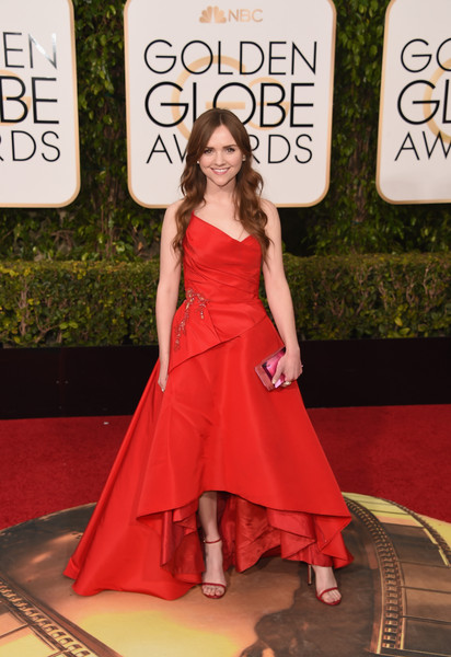 Best Dressed at the 2016 Golden Globes Awards 28