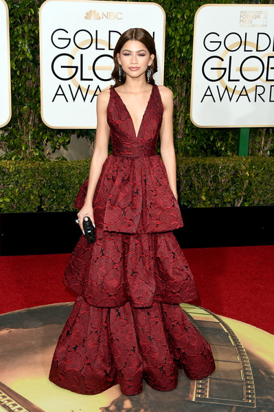 Best Dressed at the 2016 Golden Globes Awards 6