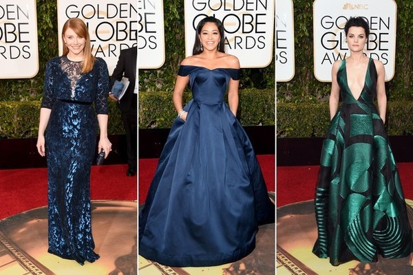 Best Dressed at the 2016 Golden Globes Awards