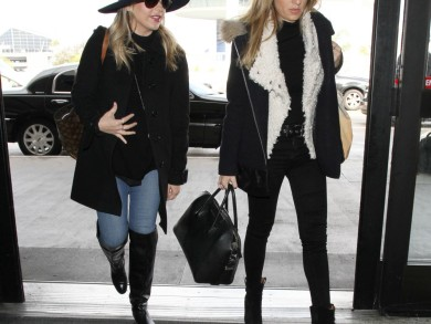Celebrity Style – Best Dressed Looks of The Day 1-21-16 9