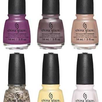 China Glaze House of Colour Spring 2016 Nail Polish Collection 2