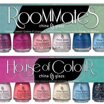 China Glaze House of Colour Spring 2016 Nail Polish Collection 4