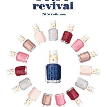 Essie Retro Revival Spring 2016 Nail Polish Collection 2