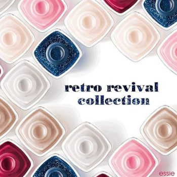 Essie Retro Revival Spring 2016 Nail Polish Collection