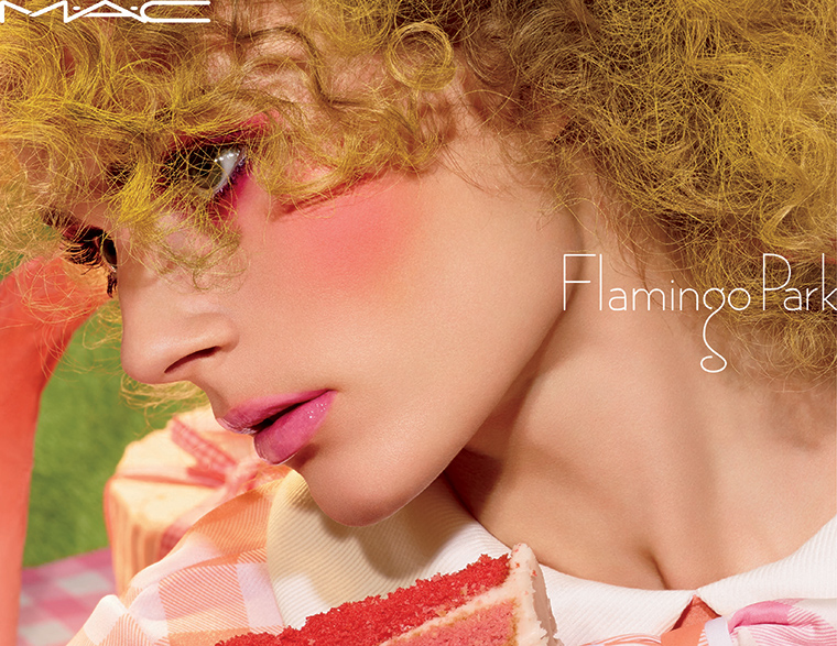 MAC Flamingo Park Makeup Collection for Spring 2016 3