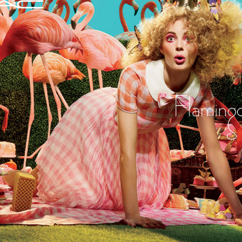 MAC Flamingo Park Makeup Collection for Spring 2016