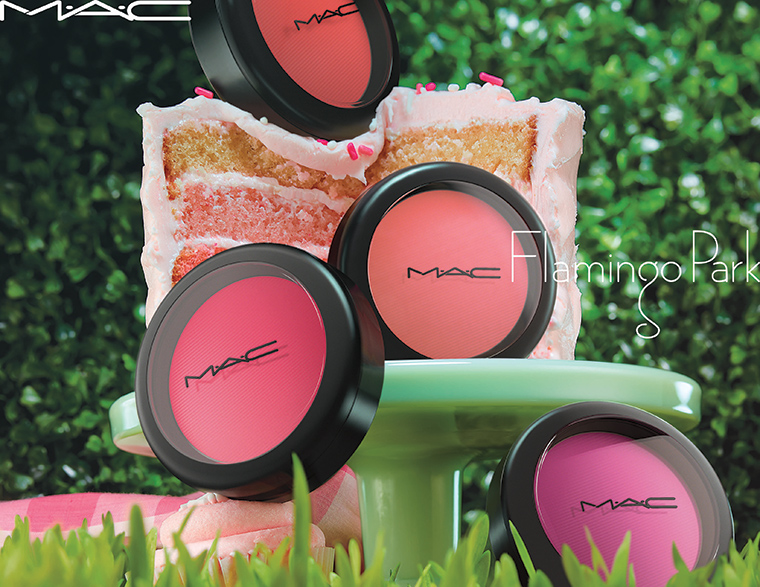 MAC Flamingo Park Makeup Collection for Spring 2016 6