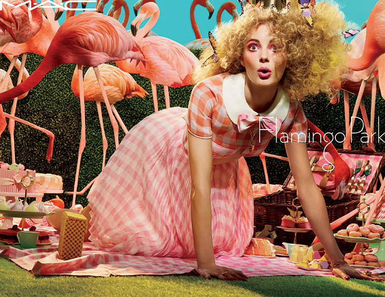 MAC Flamingo Park Makeup Collection for Spring 2016