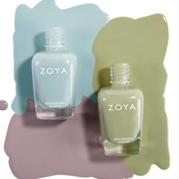 Zoya Whispers Spring 2016 Nail Polish Collection 2