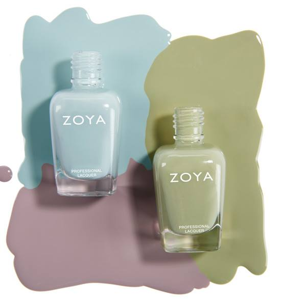 Zoya Whispers Spring 2016 Nail Polish Collection 2