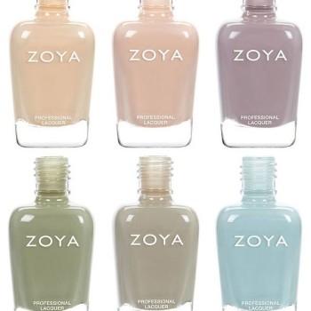 Zoya Whispers Spring 2016 Nail Polish Collection 3
