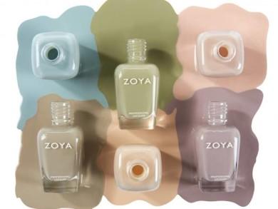 Zoya Whispers Spring 2016 Nail Polish Collection