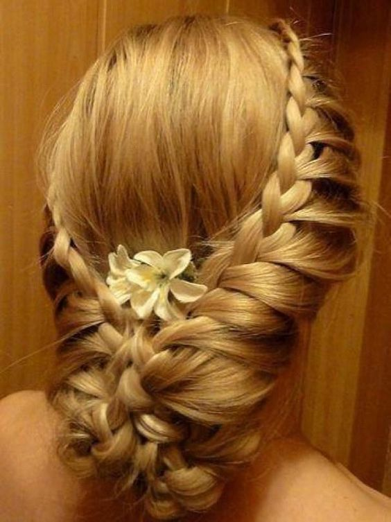 2016 Prom Updo Hair Ideas 10