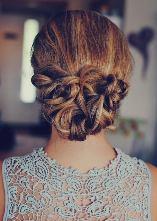 2016 Prom Updo Hair Ideas 12