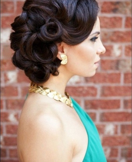2016 Prom Updo Hair Ideas 17