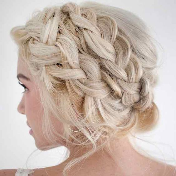 2016 Prom Updo Hair Ideas 2