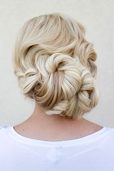 2016 Prom Updo Hair Ideas 5