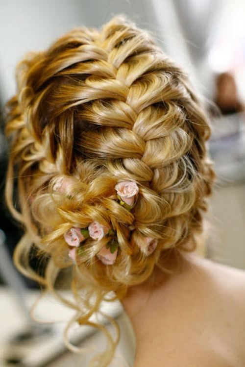 2016 Prom Updo Hair Ideas 9