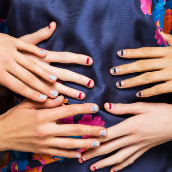 2016 Spring - Summer Nail Polish Trends 10