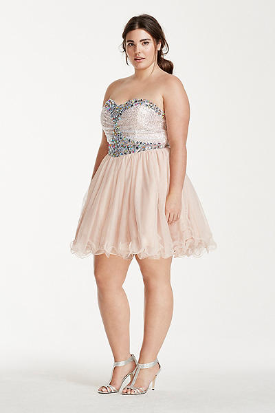 2016 plus size prom dress trends 24