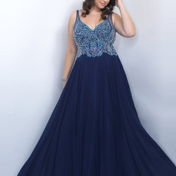 2016 plus size prom dress trends
