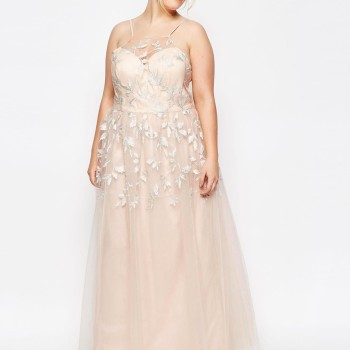 2016 plus size prom dress trends 5