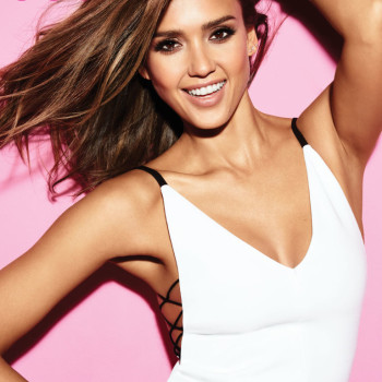 Jessica Alba for Cosmopolitan March 2016 Issue  3