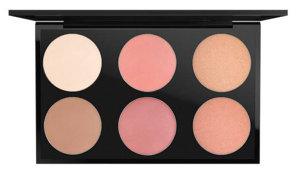 MAC Contour & Sculpt Yourself Palette For Spring 2016 2