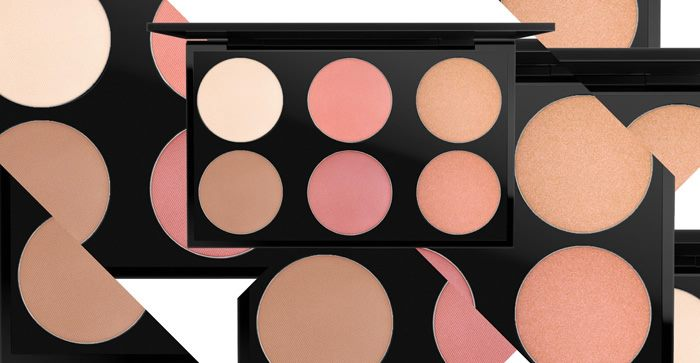 MAC Contour & Sculpt Yourself Palette For Spring 2016