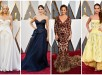 Red Carpet Fashion At The 88th Annual Academy Awards