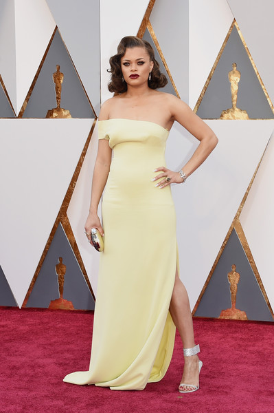 Red Carpet Fashion Best Dressed At The 88th Annual Academy Awards 7