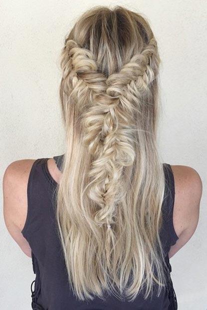 Phenomenal Homecoming Hairstyles For Long Hair Down Extravital Fasion Short Hairstyles Gunalazisus