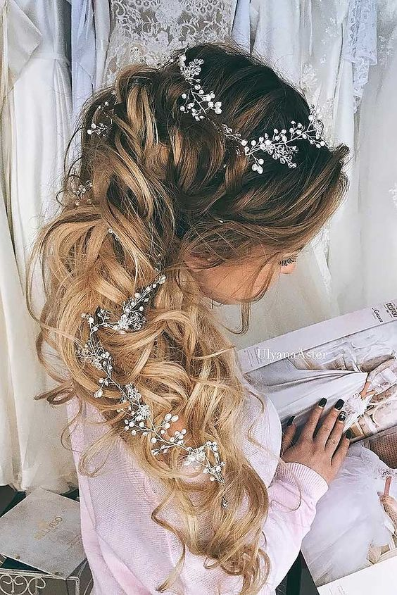 2016 Half Up Half Down Prom Hairstyles 15