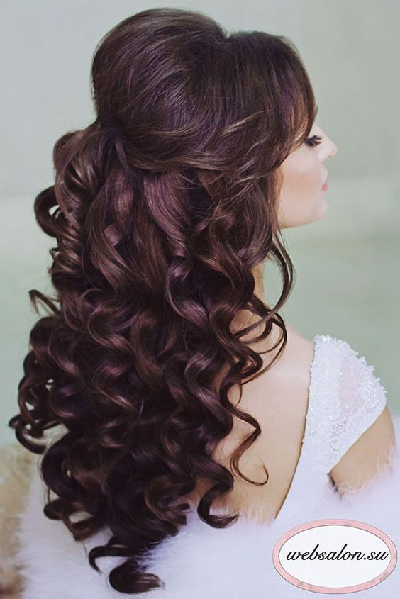 2016 Half Up Half Down Prom Hairstyles 17