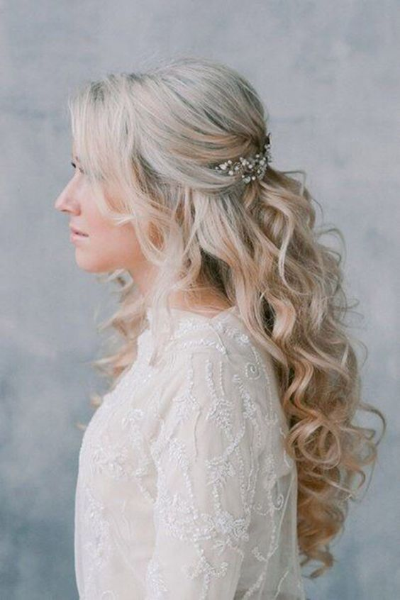 Hairstyles Up And Down : 2016 Half Up Half Down Prom Hairstyles . Ready to complete your prom ...