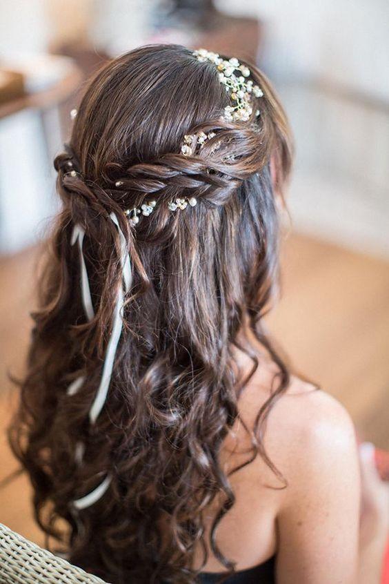 Amazing 2016 Half Up Half Down Prom Hairstyles Fashion Trend Seeker Short Hairstyles Gunalazisus