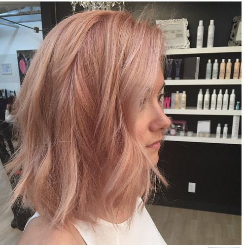 6 Hot New Hair Color Trends For Spring & Summer 2016 11