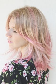6 Hot New Hair Color Trends For Spring & Summer 2016 15