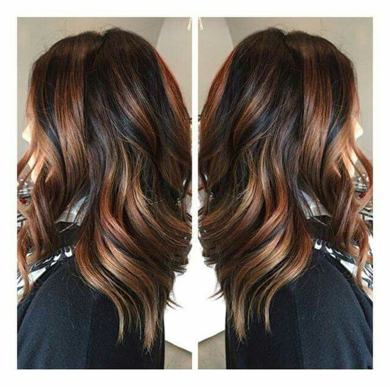 hot spring summer hair color trends 2015 for girls 2