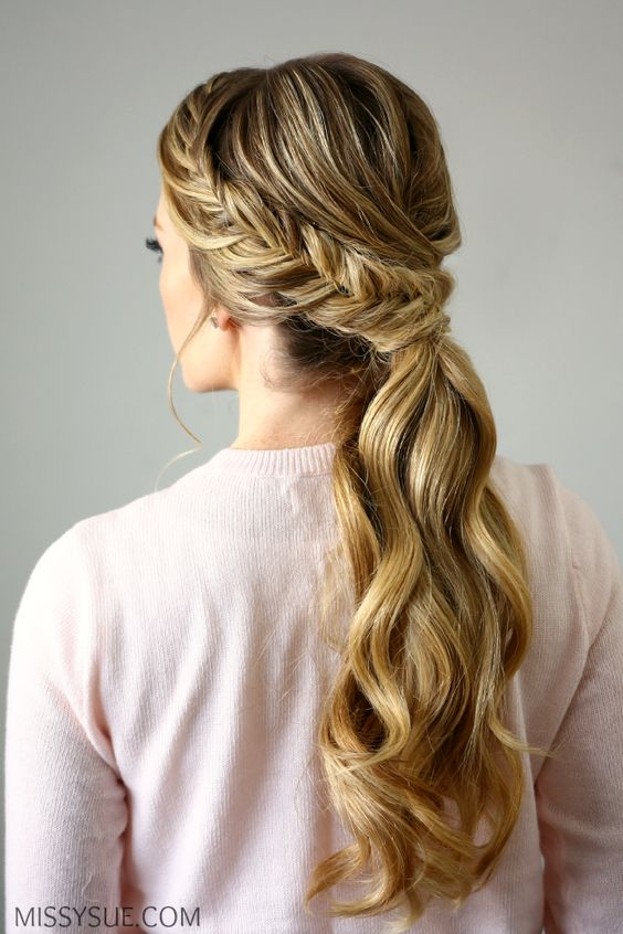 Awesome Braided Hairstyles For Prom 2016 Braids Short Hairstyles Gunalazisus