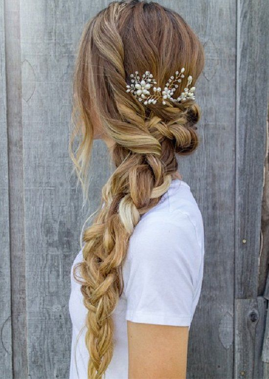 Braided Prom Hairstyles for 2016