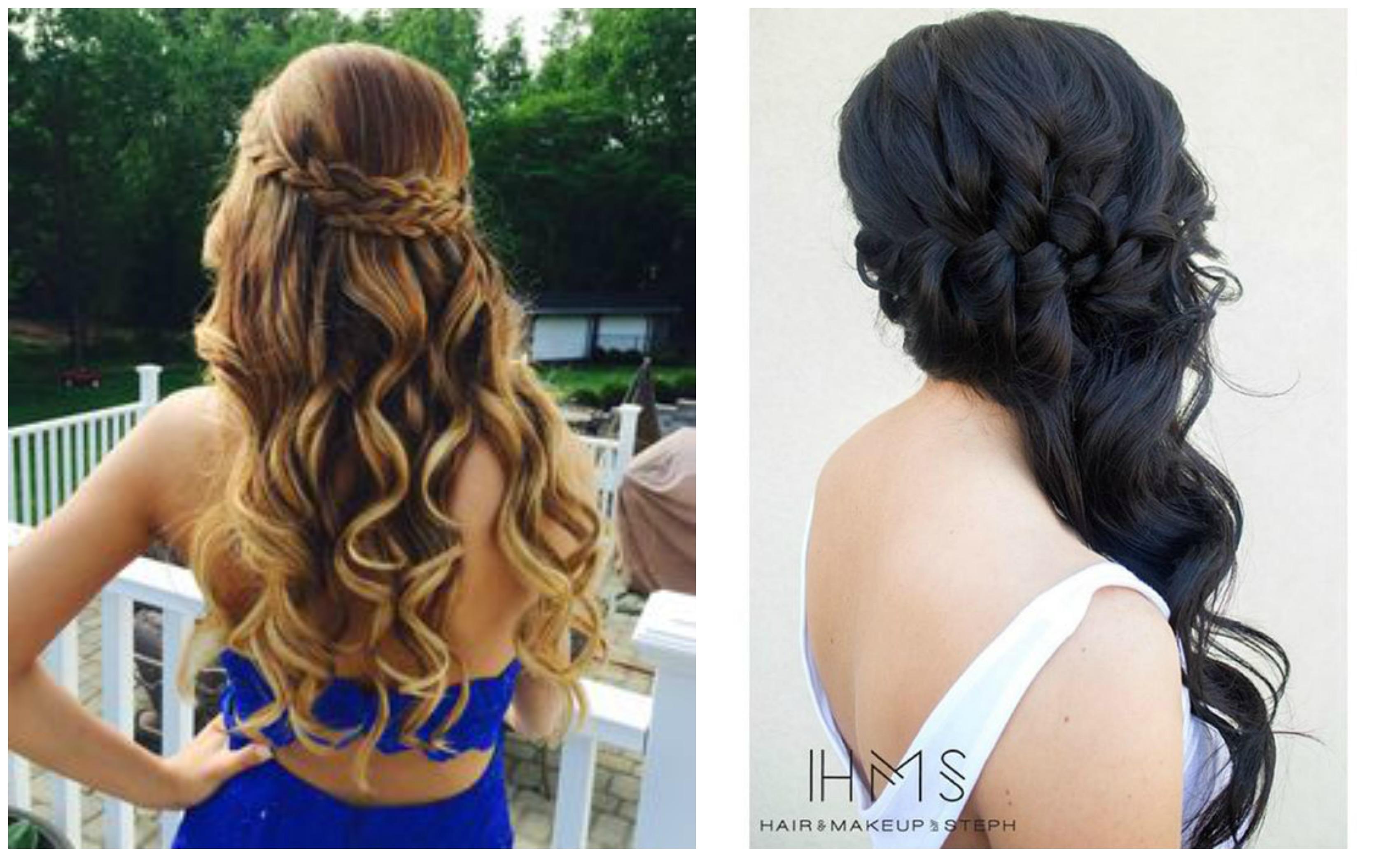 2016 Braided Prom Hair Ideas - Fashion Trend Seeker