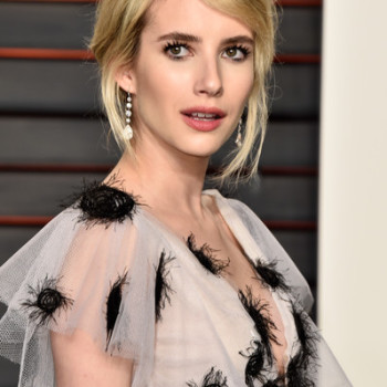 Emma Roberts at the Vanity Fair 2016 Oscar Party 2